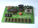 Sim-Modules MAIN-Module Interface Card